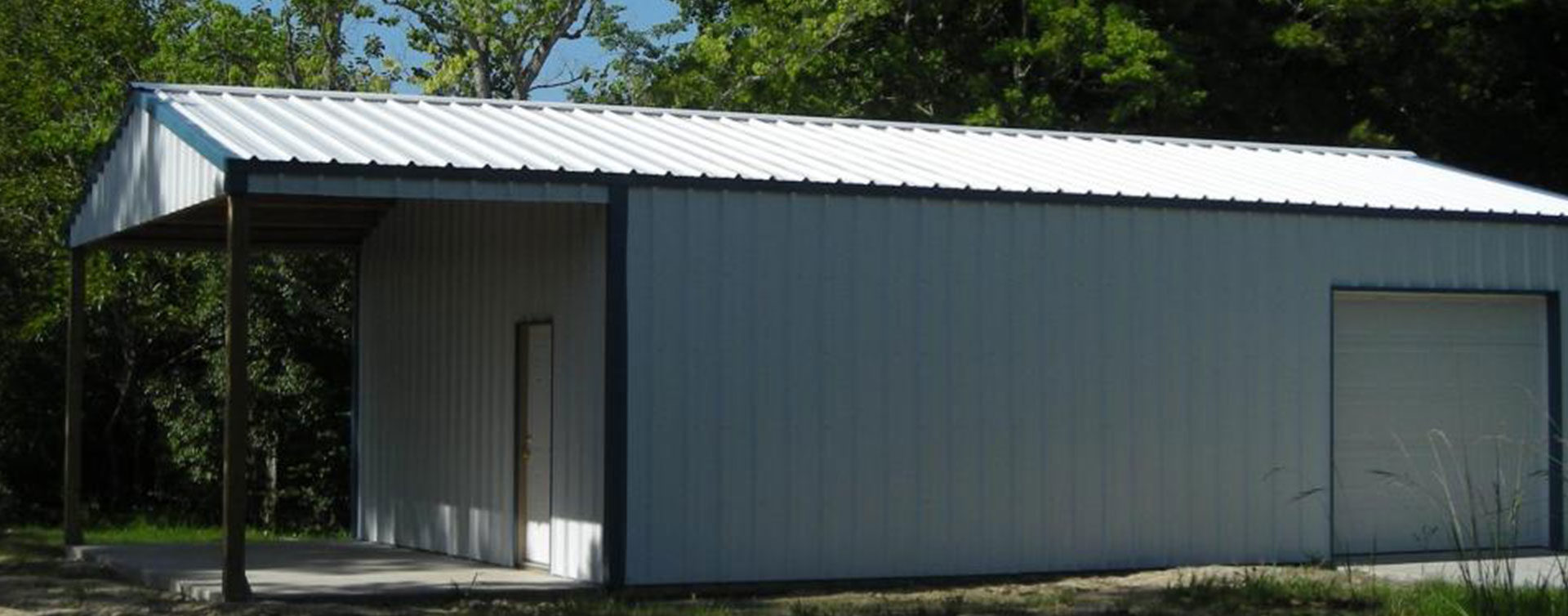 texas steel buildings