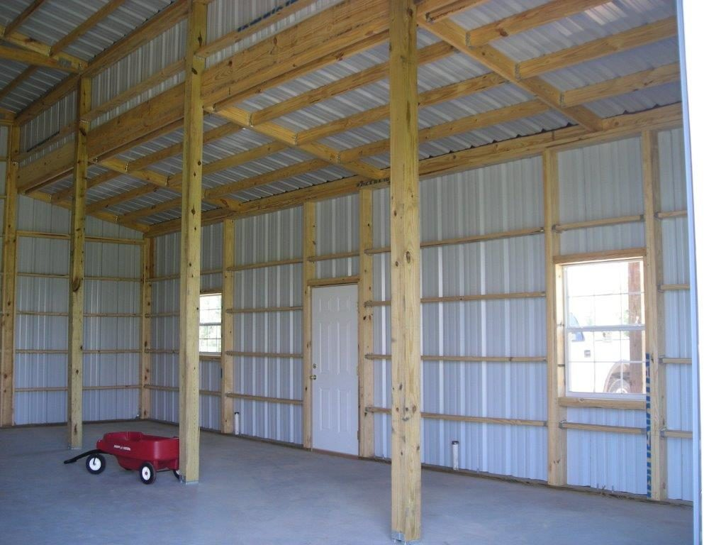 Commercial Metal Building Texas