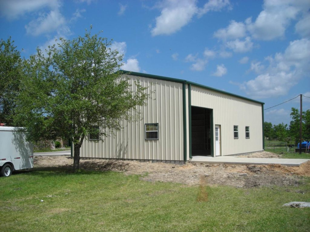 Steel Metal Buildings
